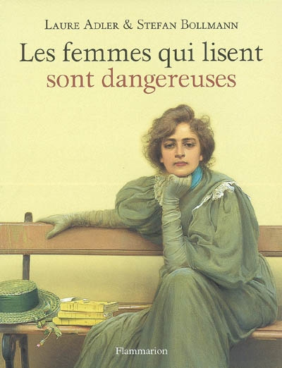 femme lectrice
